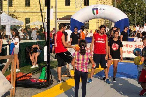 Festa dello sport-Darsena 2019/09/15