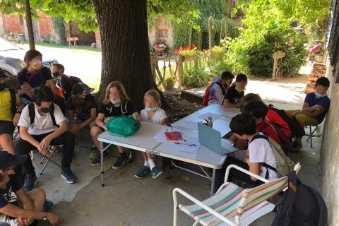 Montessori-gruppo