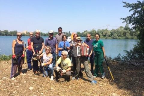 volontari-lago-Mezzetta