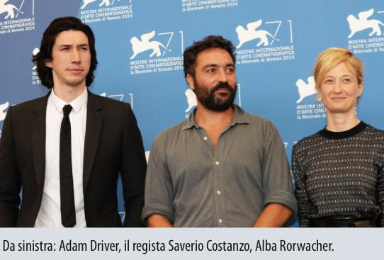, Festival del Cinema di Venezia: due Coppe Volpi per Hungry Hearts
