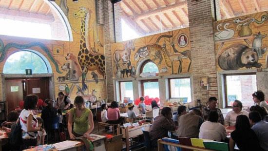 bambini-biblioteca-chiesa-rossa