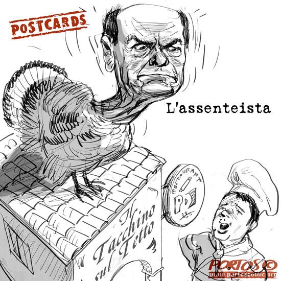 Il_Tacchino_portos