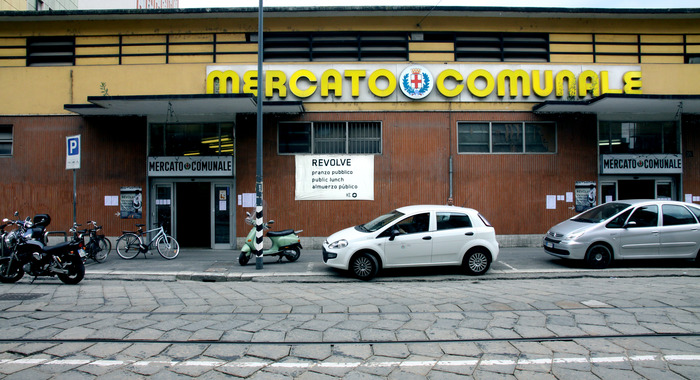 mercato comunale montegani