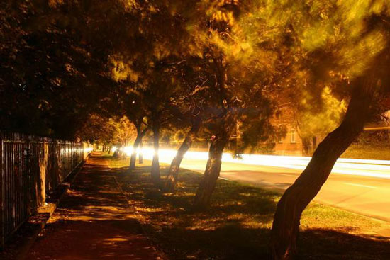 , Nuovi lampioni in via Saponaro e Baroni