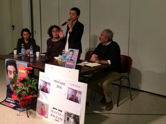 , Oltre 150 persone per Francesca Balzani in Zona 5  #milano2016