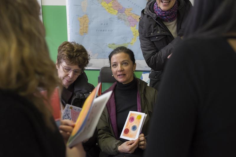 , Una raccolta fondi contro l'abbandono scolastico