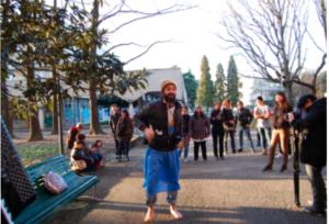 social street festival