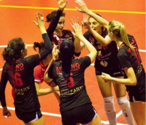 milano team volley