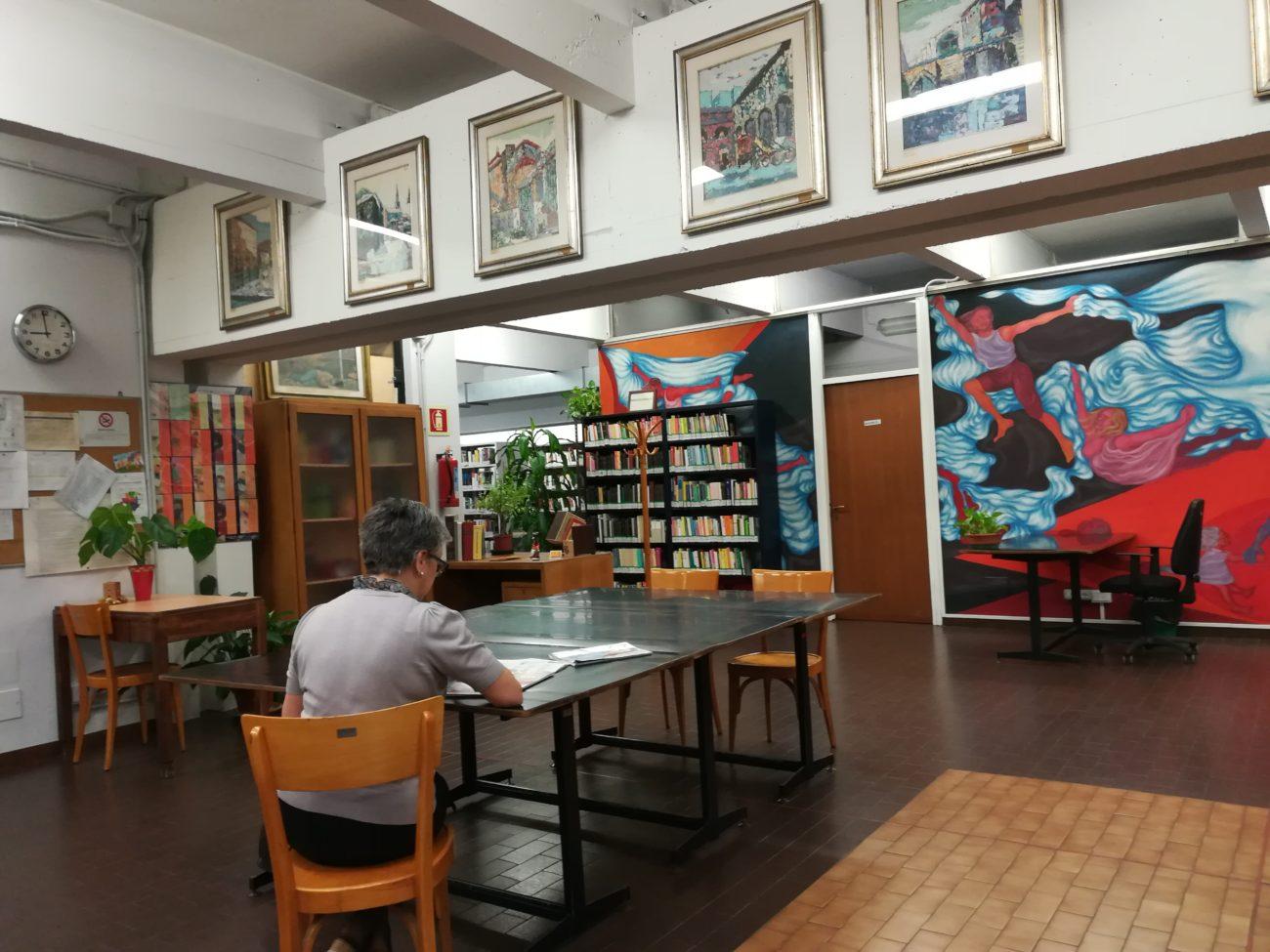 biblioteca, Biblioteca Chiesa Rossa: dall'8 gennaio apre un punto temporaneo di lettura e di prestito in via Boifava