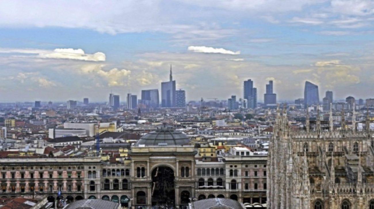 """, 16 ottobre, """"In-cordata per l'ambiente"""" nella piazza Senza nome sotto le Torri Bianche"""