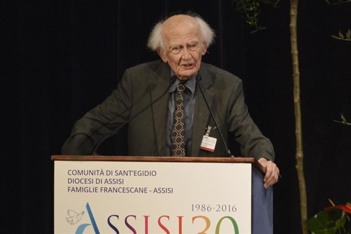 """, La nostra """"vita liquida"""", il saggio di Zygmunt Bauman, sociologo e filosofo"""