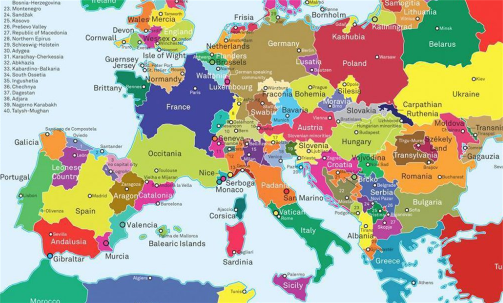 Separatismo-in-Europa
