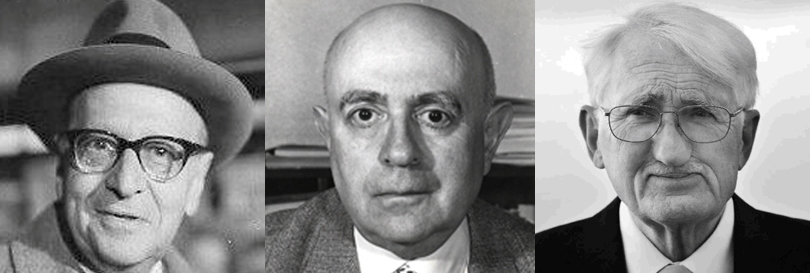 Horkheimer, Adorno, Habermas, and the Dialectic of Enlightenment