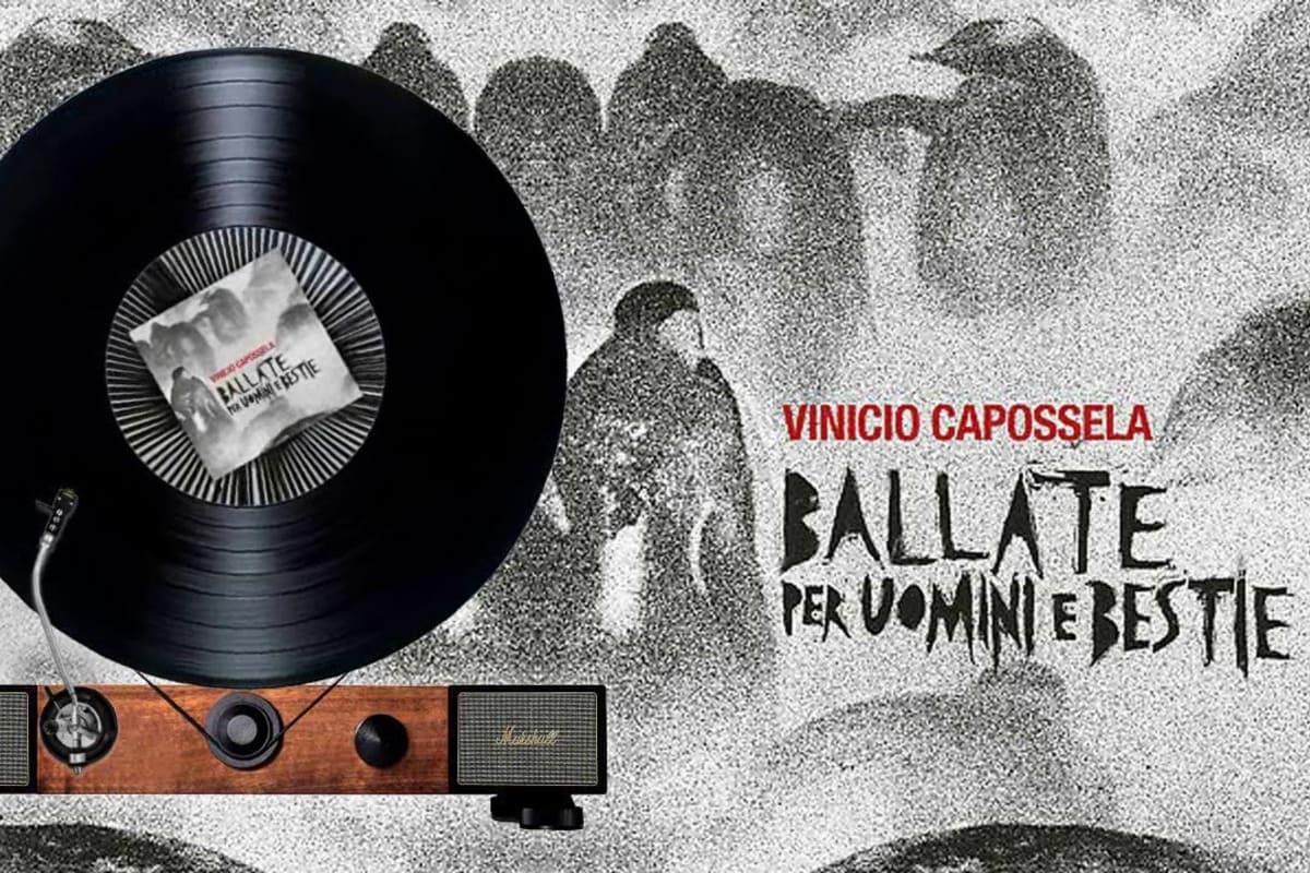, Bruce Springsteen e Vinicio Capossela