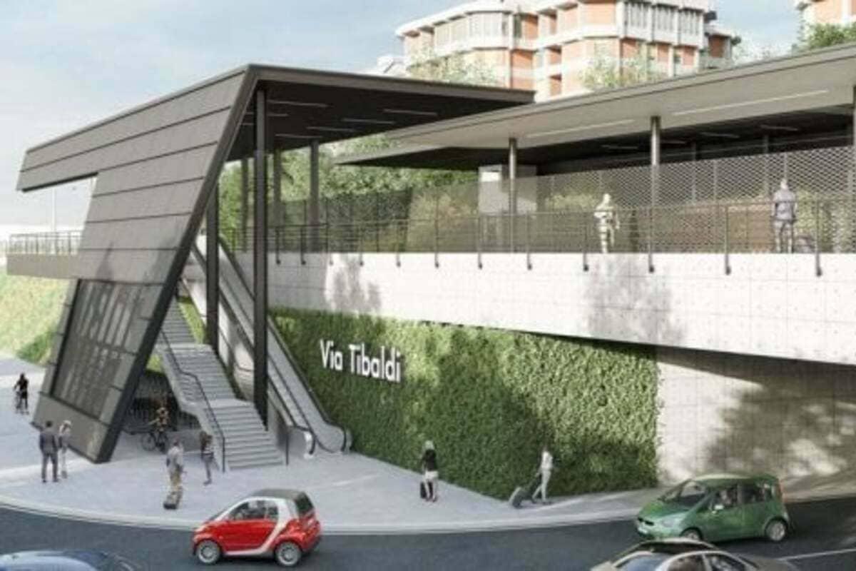 , Stazione passante Tibaldi-Bocconi, pronta nel 2023. Al via i lavori tra un anno