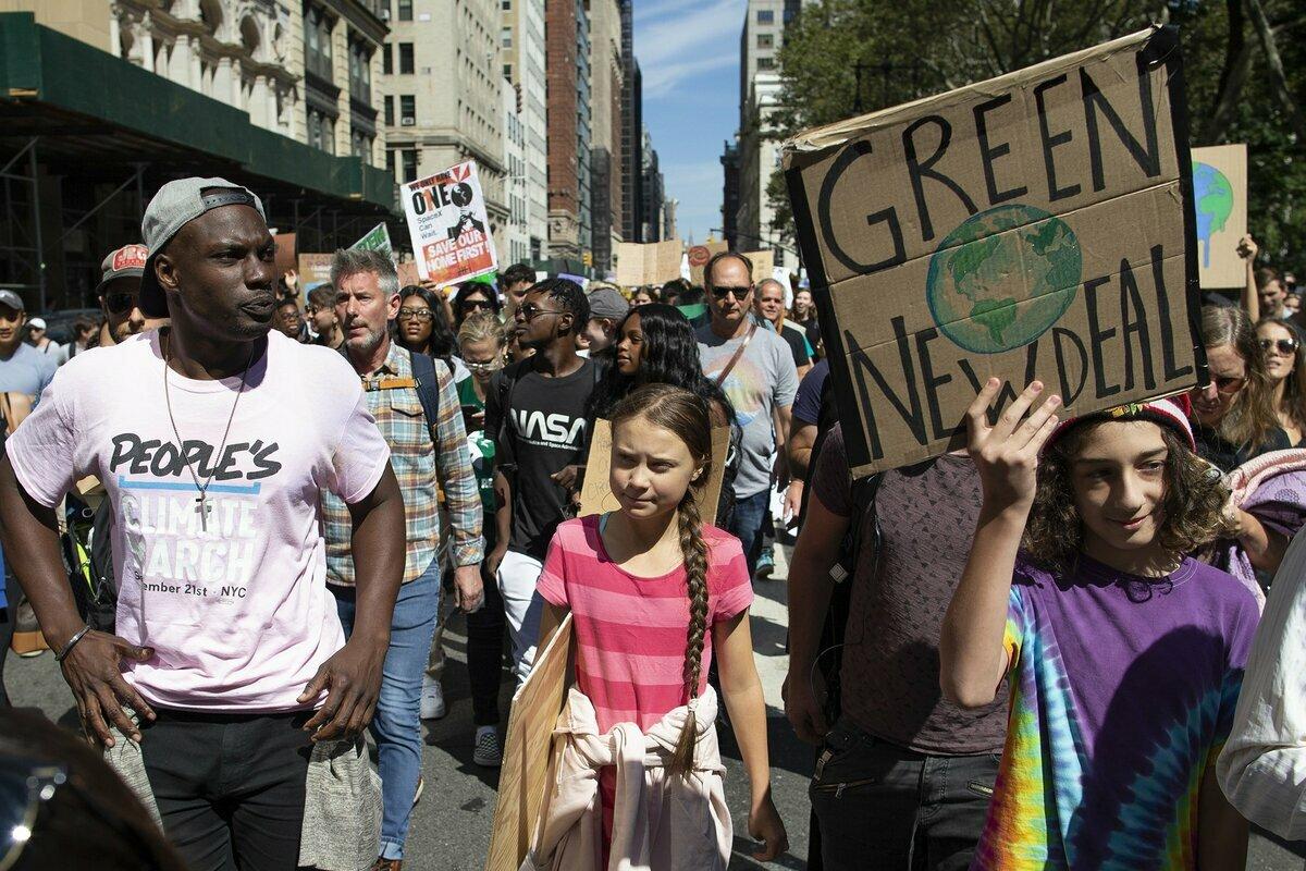 , Adolescenti inarrestabili, un bene non solo per la lotta al cambiamento climatico