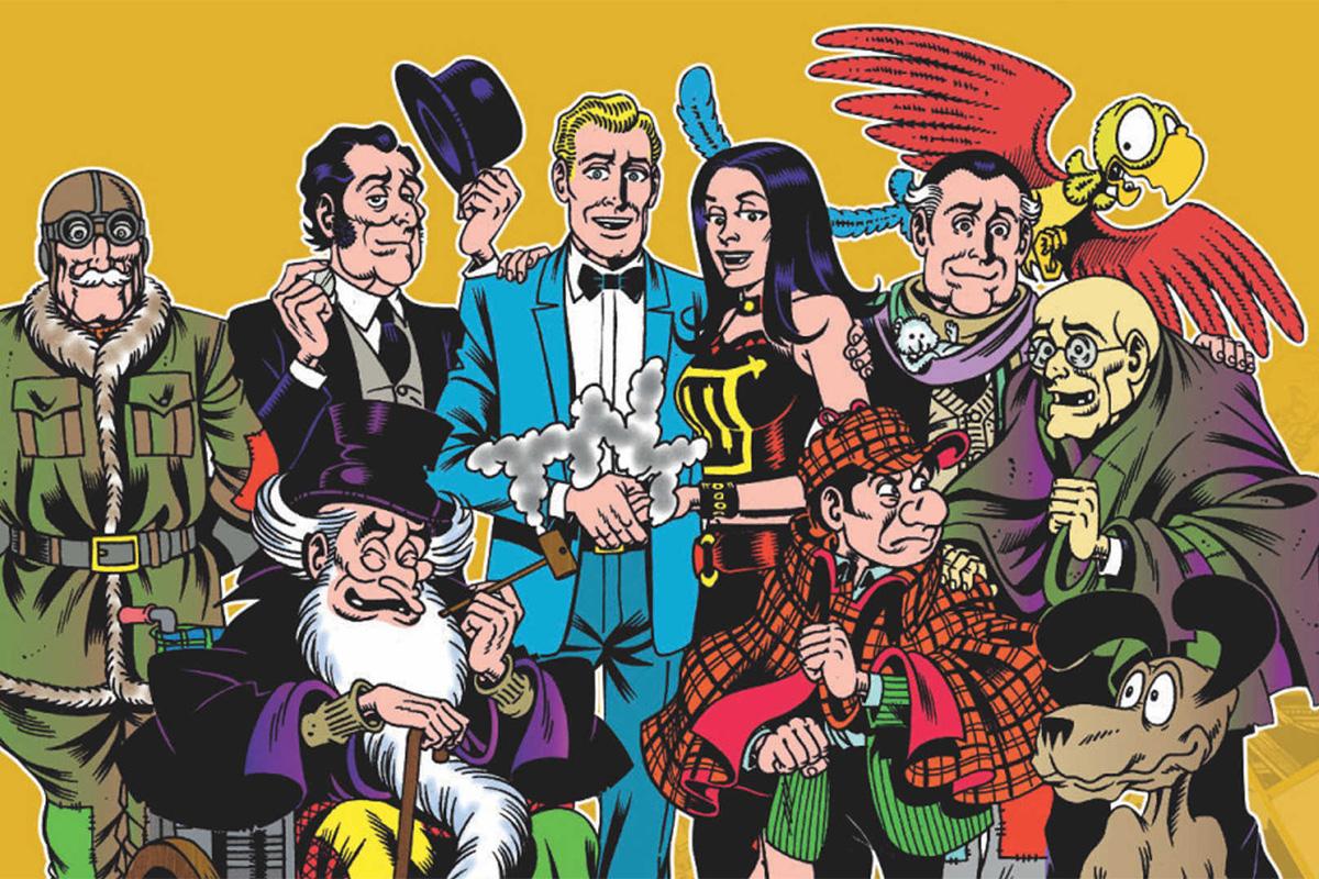 Un appuntamento per i nostalgici ma anche nuovi fan Al Wow di Viale Campania fino al 29 Settembre, Alan Ford e il Gruppo TNT in mostra al Wow Spazio fumetto