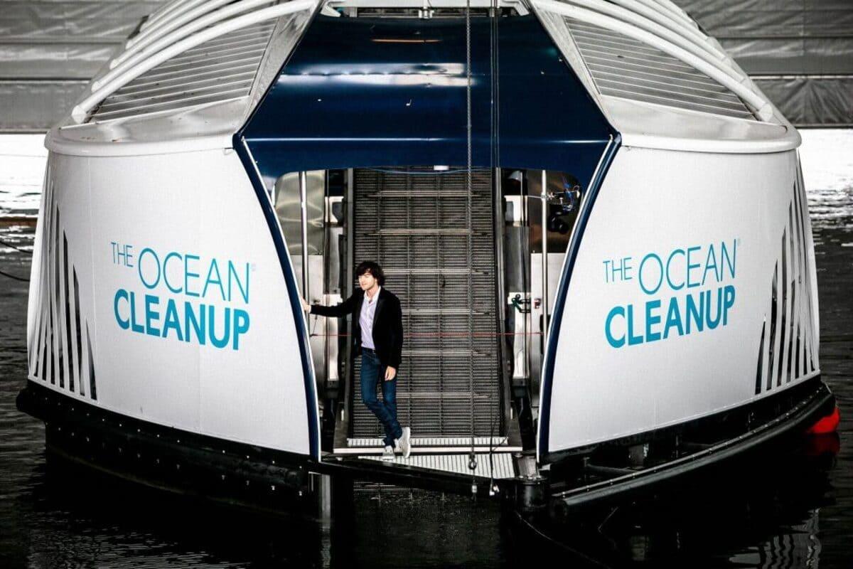 , Al via la 2° fase di The Ocean Cleanup, dopo i mari parte l'operazione pulizia dei fiumi dalla plastica
