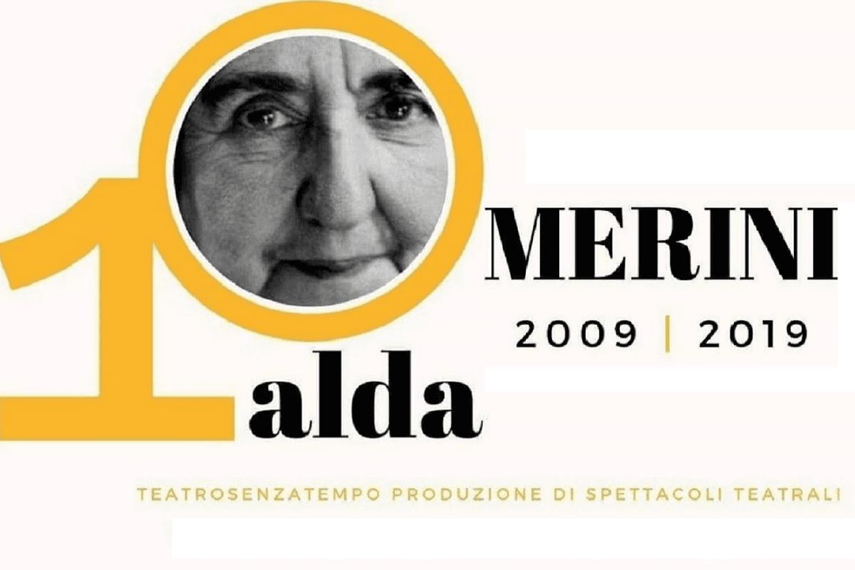 , Nel decennale della morte della poetessa Alda Merini, Milano le intitola un ponte sul Naviglio e le dedica un programma di mostre, incontri e spettacoli