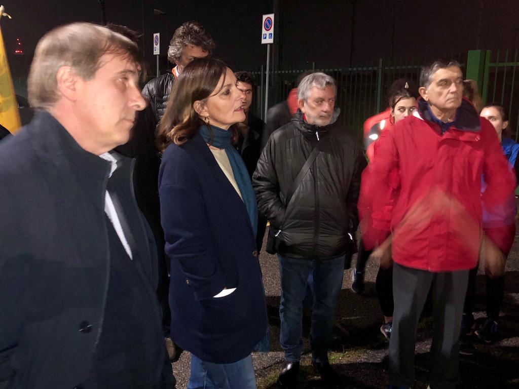 , Profughi siriani a Chiaravalle