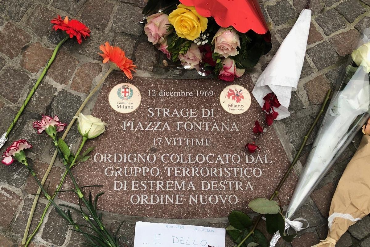 , Ultime testimonianze, filmati, performance  a Palazzo Marino per l'anniversario della strage