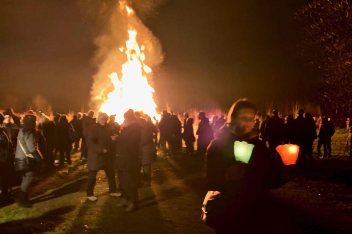 , La festa di San Martino in Cascina Campazzo: tra tradizione, lotta civica e convivialità