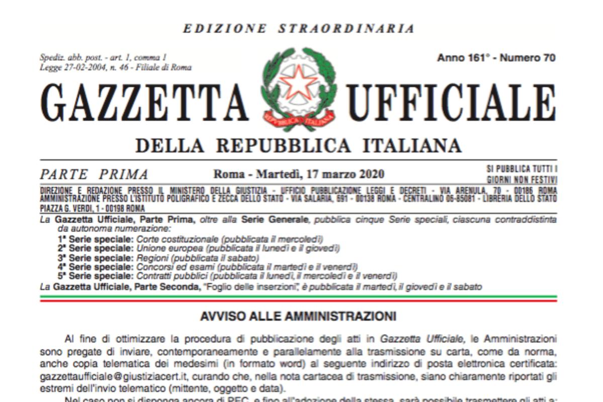, Sorpresa nel decreto Cura Italia c'è anche il bonus pubblicità
