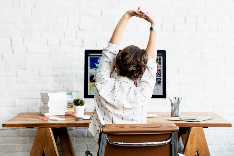 stretching-da-scrivania